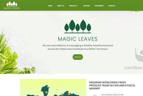 Magic Leaves