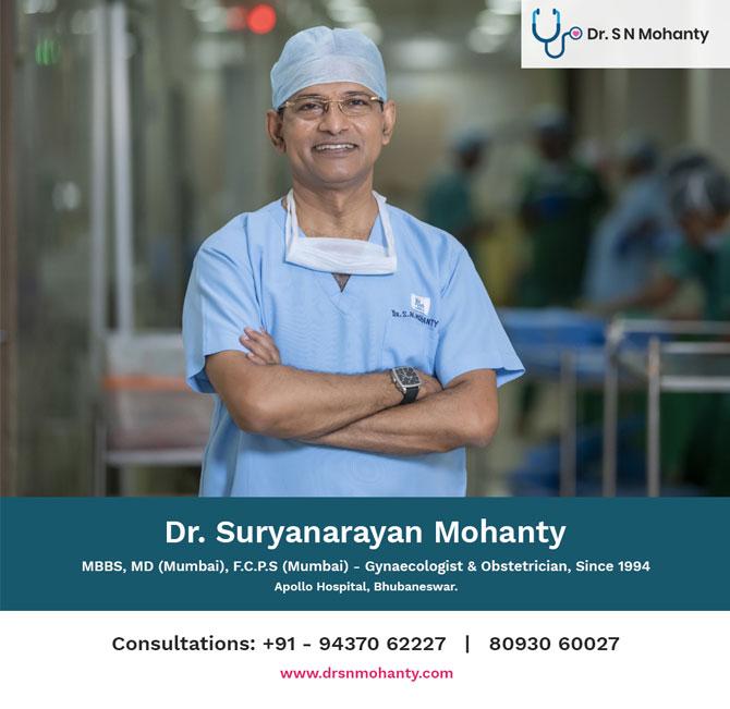 Dr. SN Mohanty