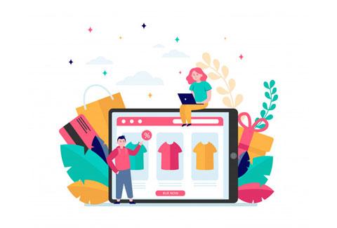 ecommerce website design services